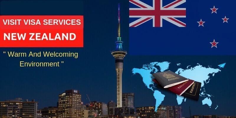 New Zealand Visit Visa