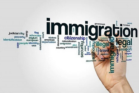 What are the main reasons for immigration?