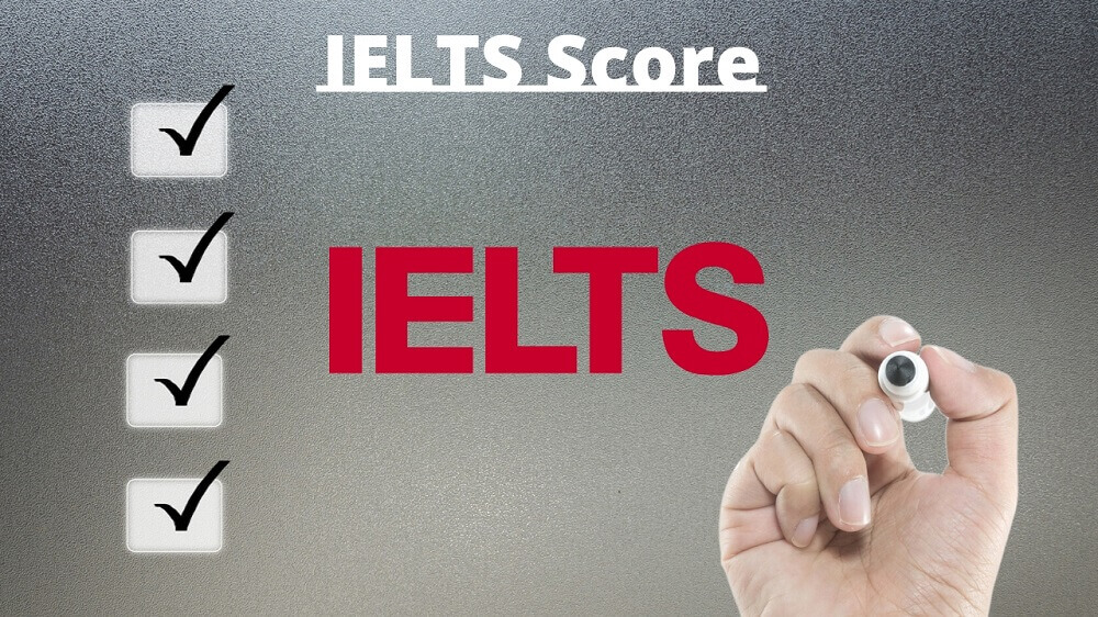 IELTS score to check eligibility for Canada PR
